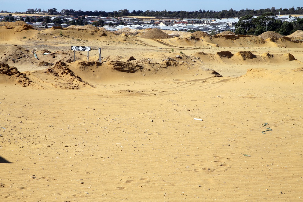 City of Wanneroo flags sand drift on the agenda for public comment