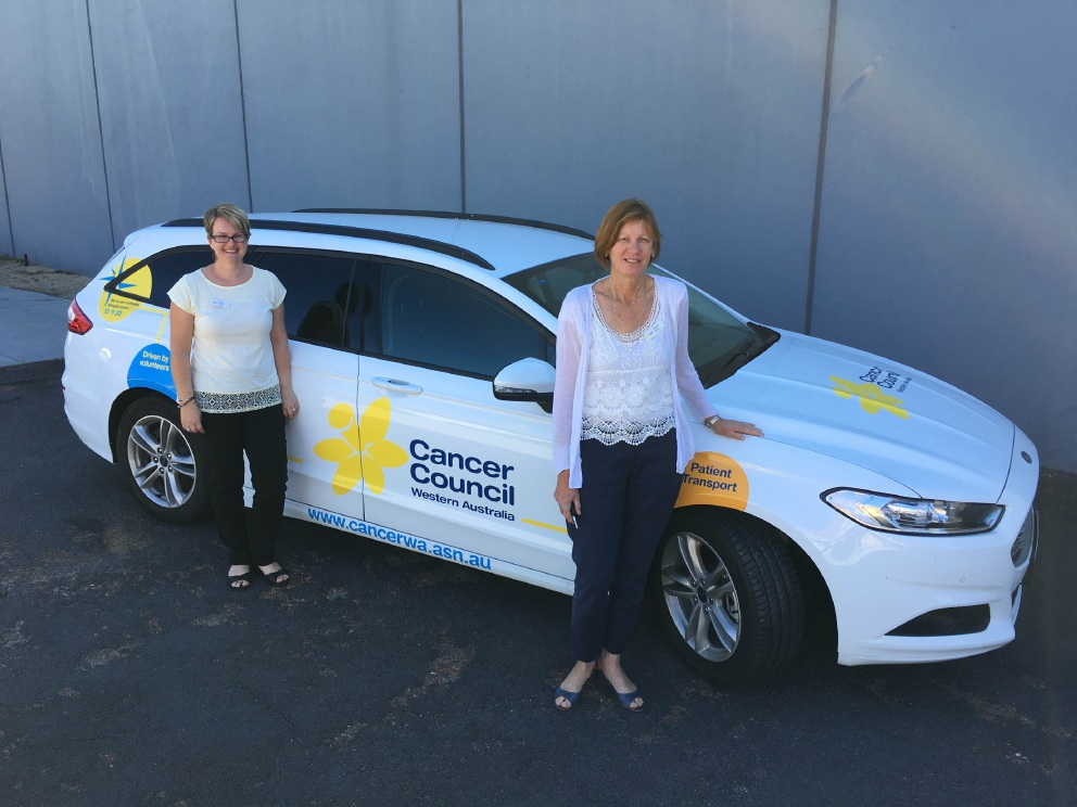 Cancer Council WA dedicated transport service now in Mandurah and Rockingham