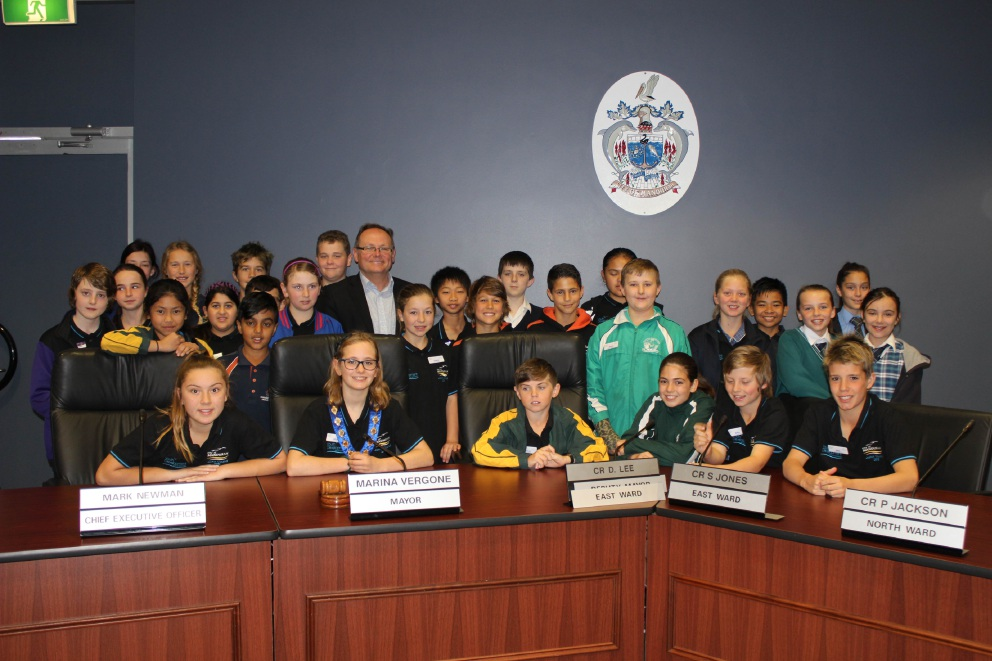 Mandurah junior council elected