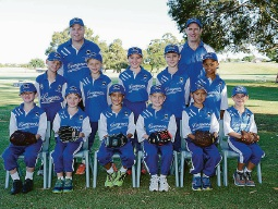 Canning Cougars under-9s. Picture: Midland Photos