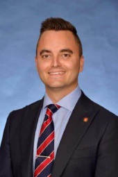 Bayswater Councillor Brent Fleeton