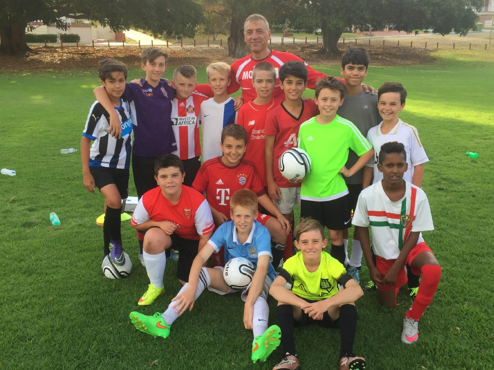 Fremantle City's under-12s will play in the junior National Premier League competition.