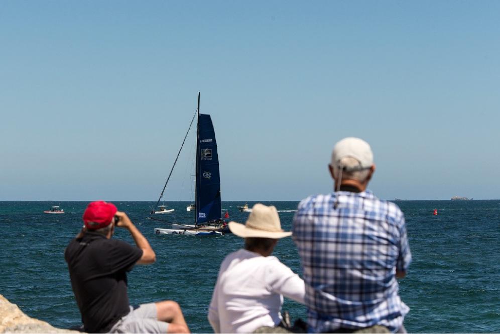 Season sets sail at Bathers