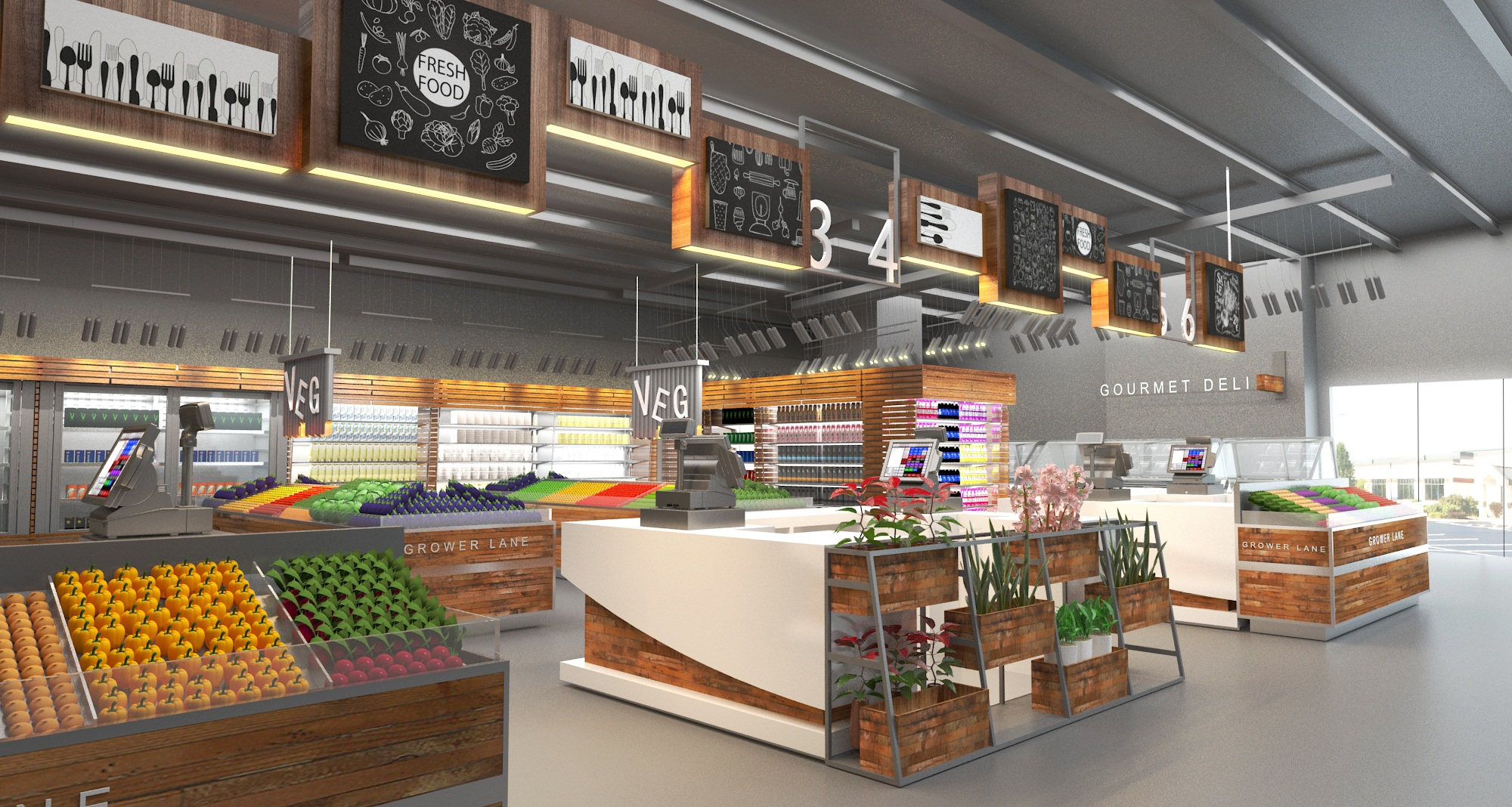 Food market petition grows