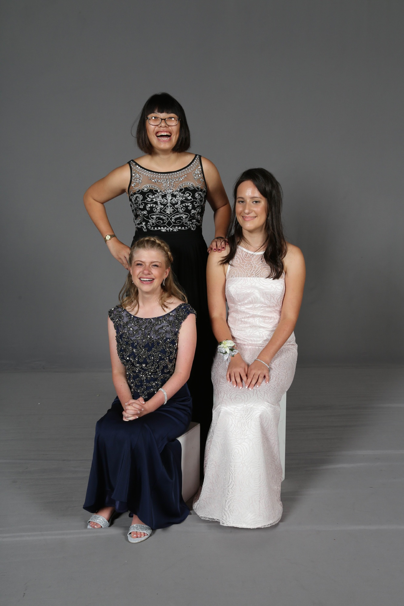 Sacred Heart College sparkles at school ball