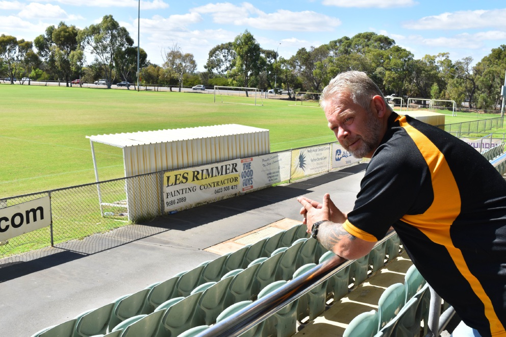 Mandurah City Football Club president Tony Dyson believes the club has a lot to look forward to.