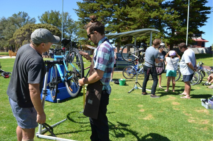 The Bike Doctor will offer free bike checks in Mullaloo on March 20.