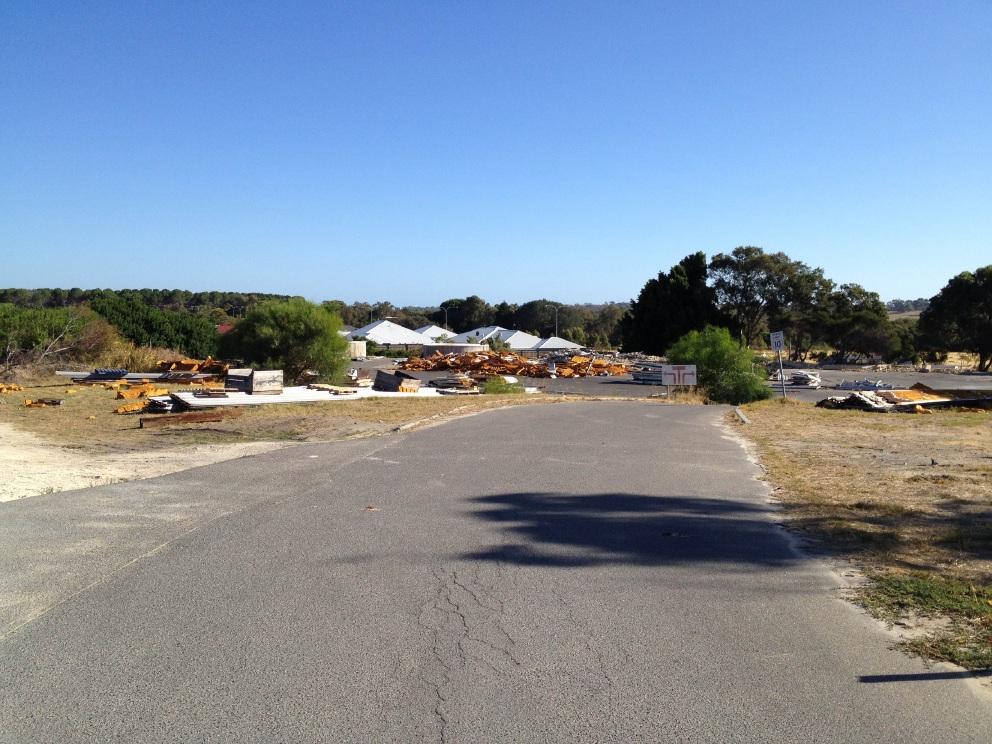 the Clarkson Avenue site