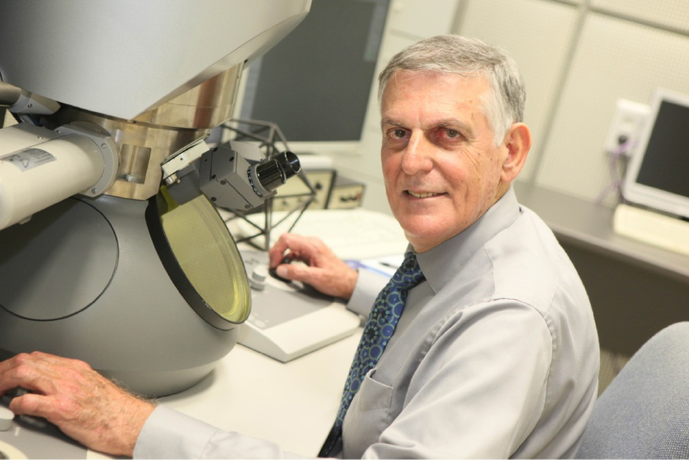 Professor Dan Shechtman's discovery revolutionised a field of science.
