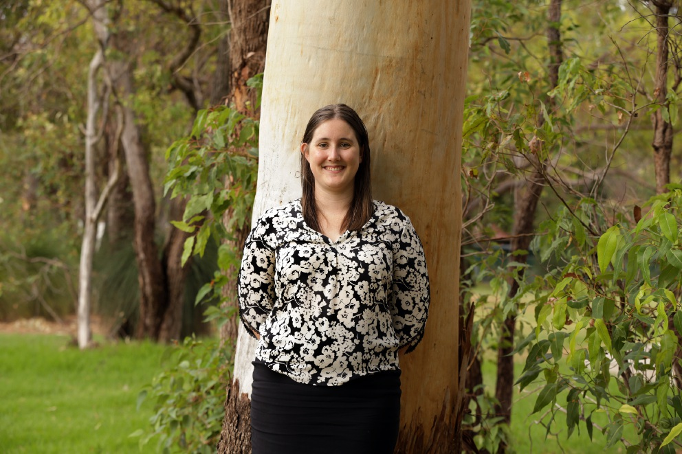 WA Young Achiever Award nominee Anne-Marie O'Neil. Picture: Martin Kennealey  d451265