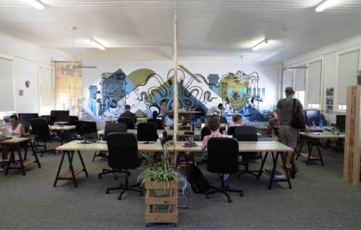 The fSpace office on Market Street, Fremantle.