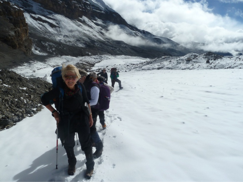 Brenda Matthews is returning to Nepal for the ninth time to raise funds for Parkinson's WA.