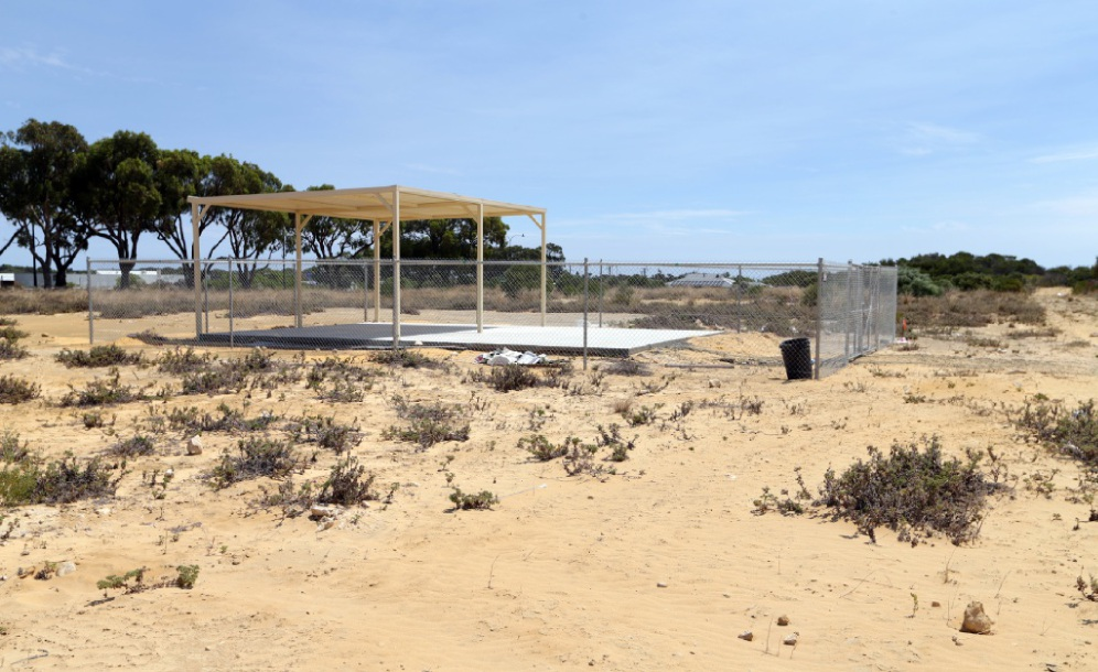 Site of the proposed Yanchep Institute.  Picture: Martin Kennealey   d449275