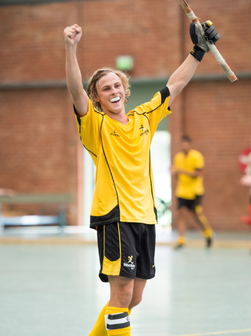 Dylan Forbes celebrated his return to the WA side by being named joint MVP of the U15 National Indoor Hockey Championships.