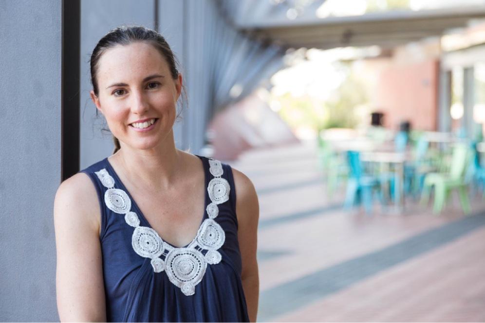 ECU Joondalup researcher Dr Therese  O'Sullivan.