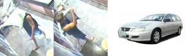 Screwdriver-wielding thief still at large