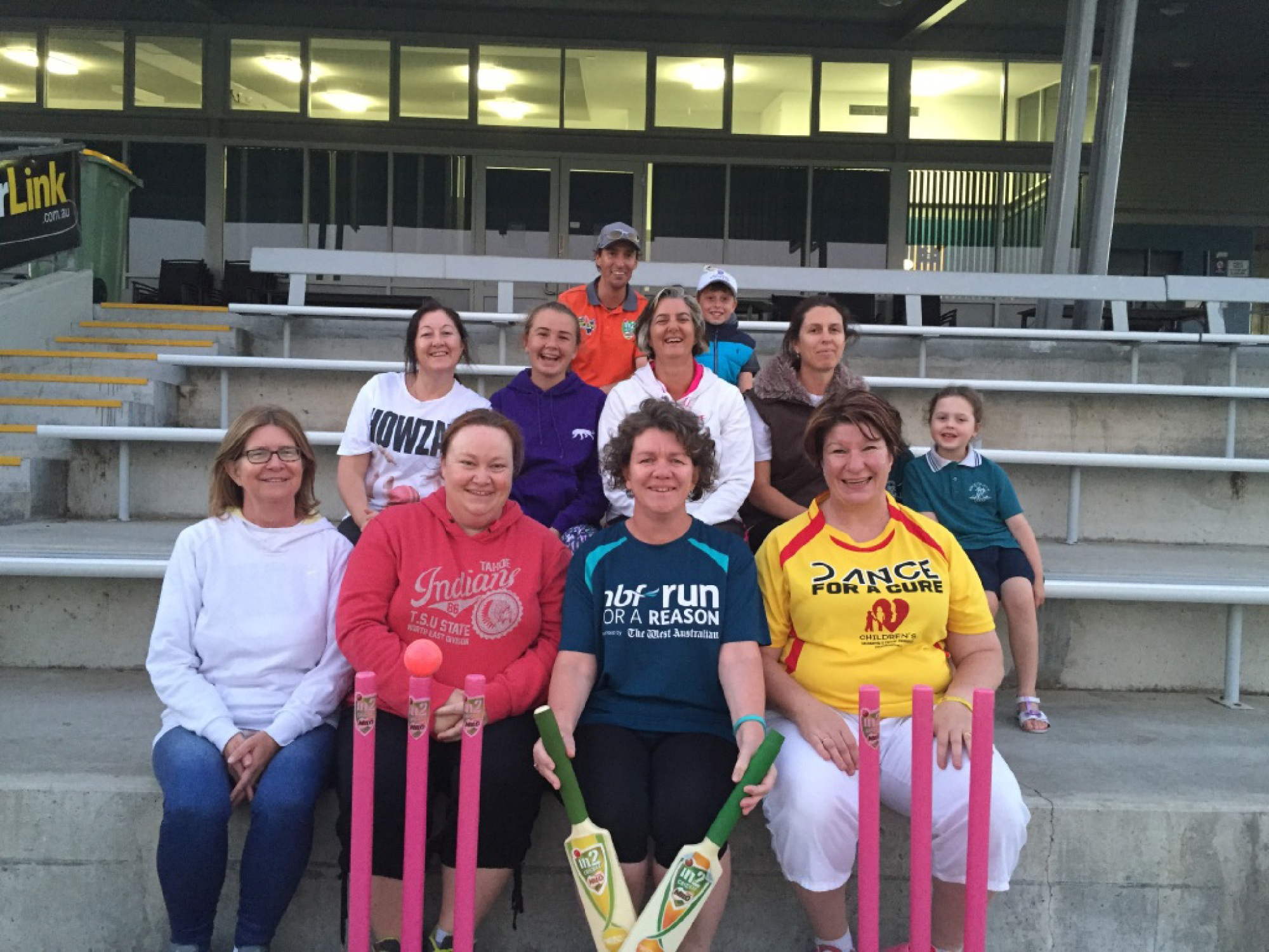 Women's cricket starts in Golden Bay on February 26.