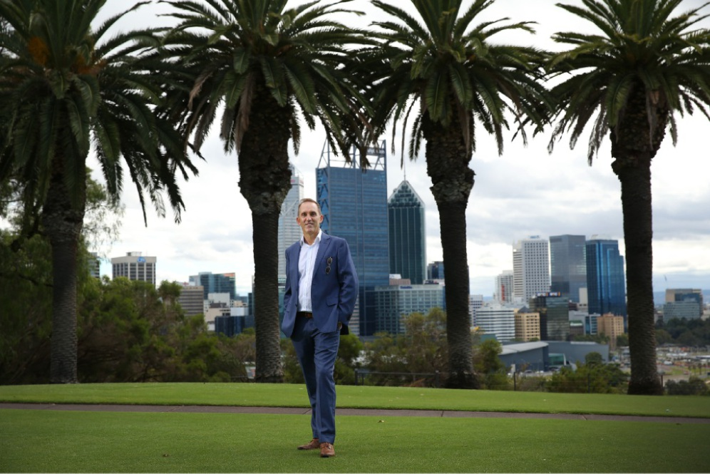 WA Ballet chief executive Steven Roth is joining the Scottish National Ballet. Picture: Andrew Ritchie        www.communitypix.com.au   d448737
