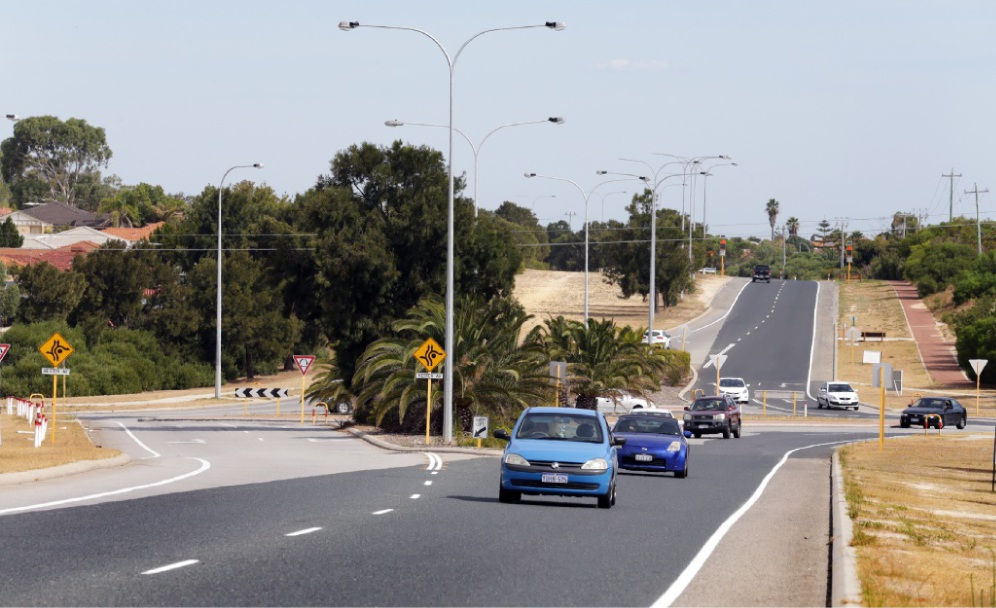 A 4.8km section of Connolly Drive could be widened, if the Wanneroo council gives the green light tonight.