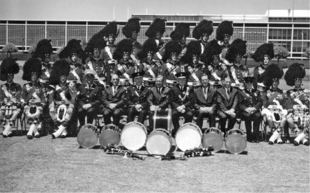 Golden year for band