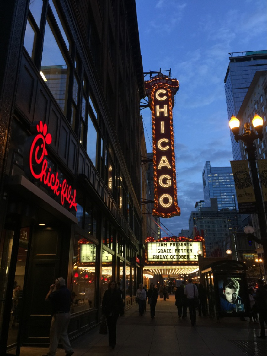 Chicago: Breezing through the Windy City