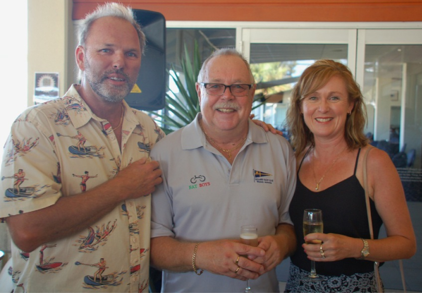 High spirits as Hillarys Yacht Club starts new year