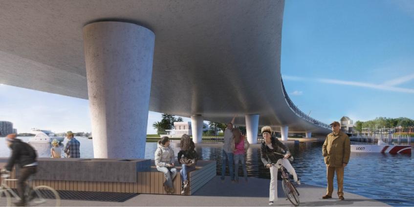 New Mandurah traffic bridge to retain Mandurah Bridge name