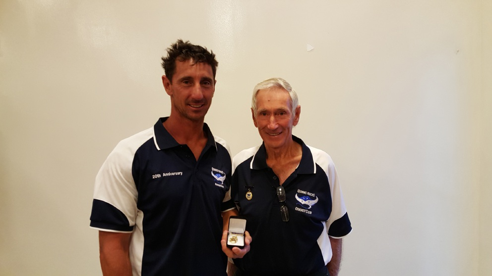 Quinns Rock Junior Cricket Club reward outstanding seasons