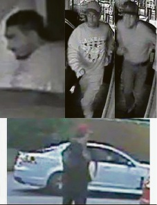 Police want to speak to these three men.