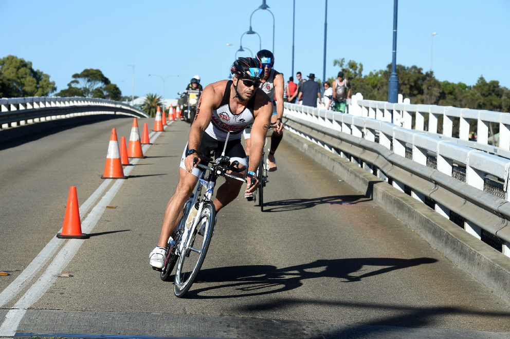 Mandurah has lost Ironman event