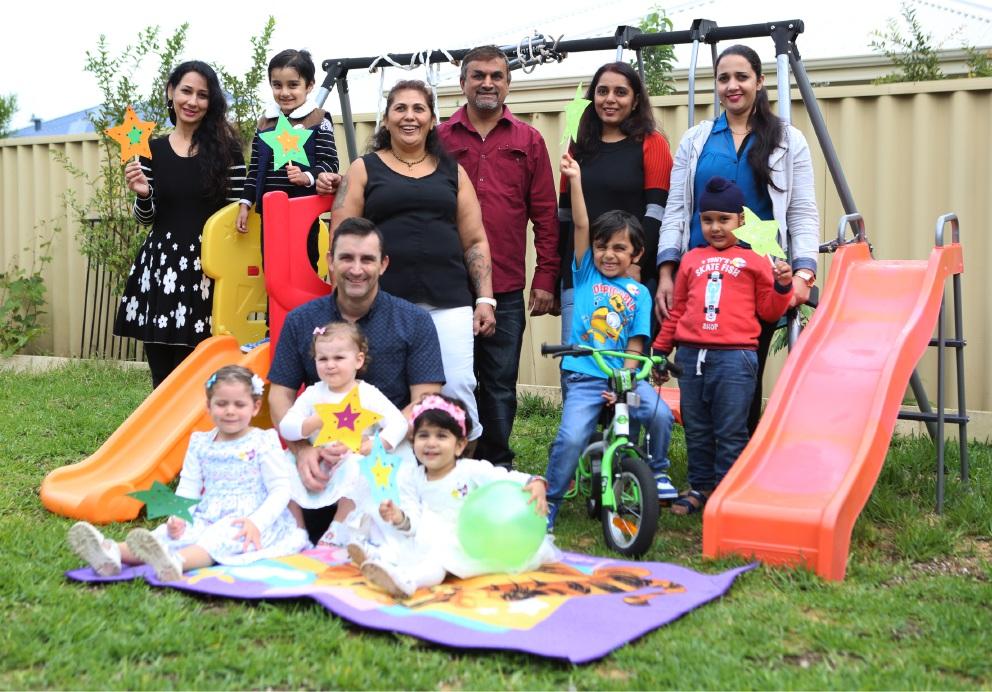 Kids paradise celebrate Family Day Picture: Matt Jelonek d453583