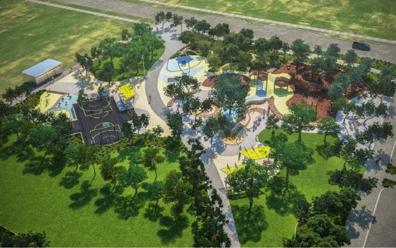 Allara display village and park open this weekend