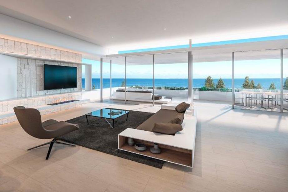 Overton Terraces apartment development a rare opportunity in Cottlesloe