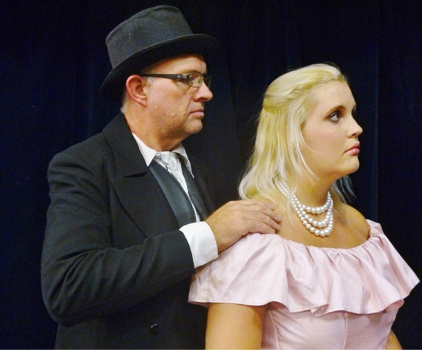 The dark Sweeney Todd will be performed at Pinjarra Civic Centre.