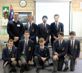 Mandurah Baptist College students had an informative visit recently.