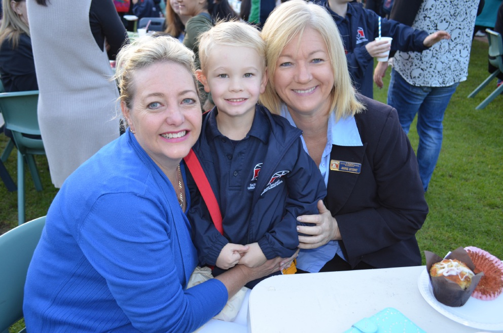 St Helena's Primary students hold Mother's Day breakfast