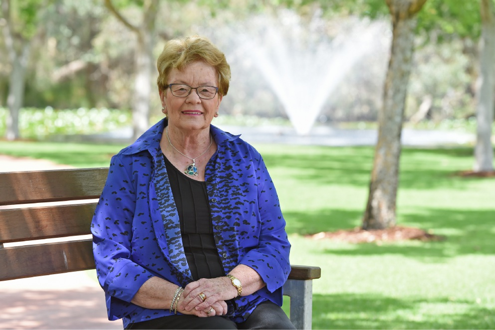 The CCC has dropped an investigation into whether City of Gosnells mayor Olwen Searle (pictured) lied under oath.