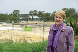 Carmel O'Shaughnessy is the foundation principal for St Elizabeth's Catholic Primary School opening in Hocking in July, 2014. d408265