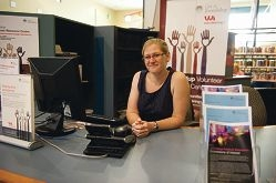 Alison Whitelaw is the new Joondalup Volunteer Resource Centre manager.