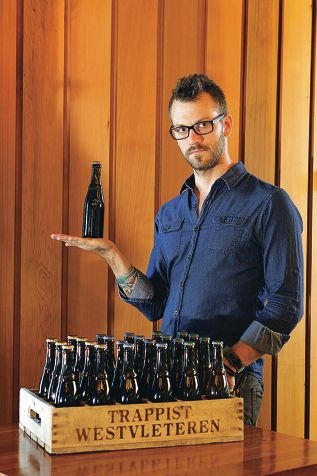 Matt Marinich said the beers were not |usually sold outside of Belgium.