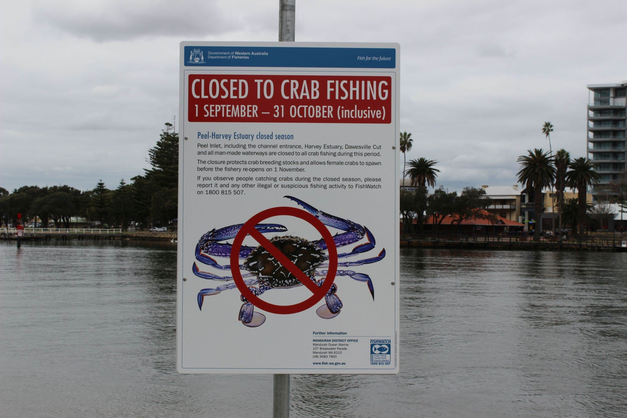 SKIPPERS are urged to plan their trip and make safety the priority if they are going to be on the water for Crab Fest 2013.