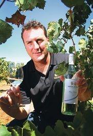 Classic tastes: Houghton's senior winemaker Ross Pamment. Picture: Robin Kornet www.communitypix.com.au d397081