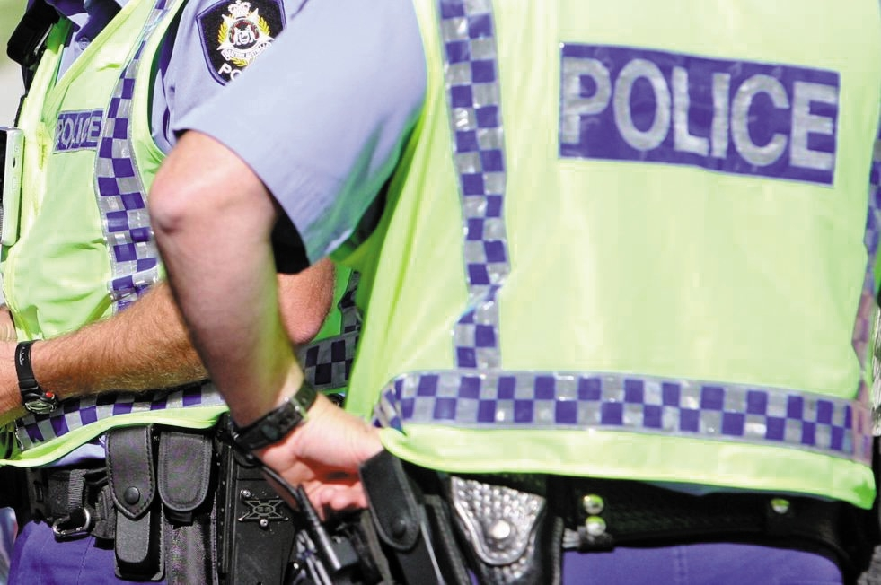 Garden grand theft scare in Canningvale