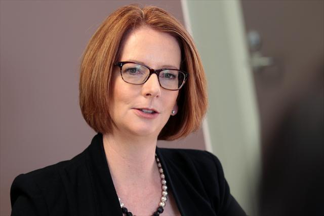 Single mums grill Gillard