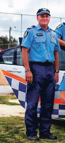 Sgt Mark Gubanyi of York Police.