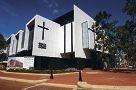 Grace Anglican Church Exterior