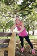 Nicola Weaver aims to promote a healthy, active lifestyle.