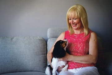 Catherine Regan has metastatic breast cancer and has recently joined the PYNKS support group at Perth's Mount Hospital