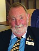 Frank Baldry (RSL President). Anzac profile