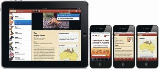Learn all about Australia's feral animals via the new smart phone app.